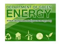 Department of Green Energy Inc. (1) - Solar, Wind & Renewable Energy