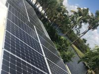 Department of Green Energy Inc. (7) - Solar, Wind & Renewable Energy