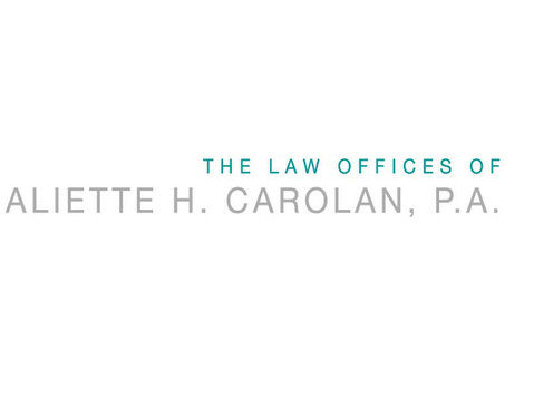 law offices of aliette h. carolan, pa - Lawyers and Law Firms