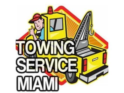 Towing Service Mia - Car Repairs & Motor Service
