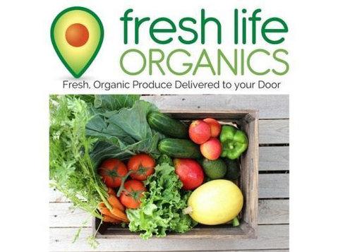 Fresh Life Organics - Organic food