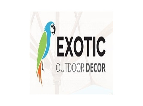 Exotic Outdoor Decor - Furniture rentals