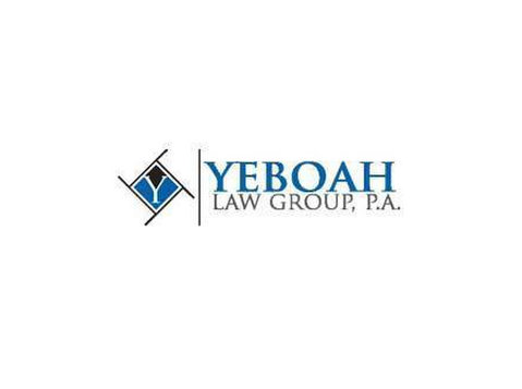 Yeboah Law Group, PA - Lawyers and Law Firms