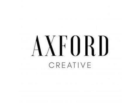 Axford Creative - Webdesign