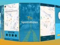 SpotnRides - Taxi App Development Company (1) - Travel Agencies