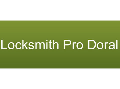 Locksmith Pro Doral - Security services