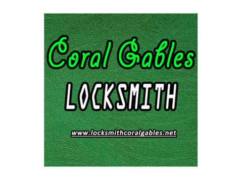 Coral Gables Locksmith - Security services