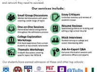Prepory Career Counseling & College Counseling (1) - Adult education