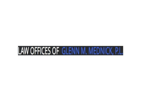 Law Offices of Glenn M. Mednick, P.l. - Lawyers and Law Firms