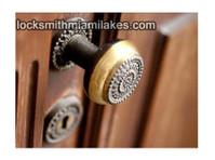 Locksmith Miami Lakes (4) - Security services