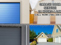 Aventura Garage Door Pros (5) - Construction Services