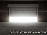 Downtown Garage Door Repair (2) - Construction Services