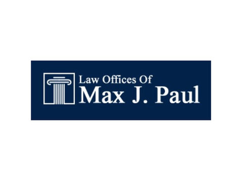 Law Offices of Max J. Paul - Lawyers and Law Firms