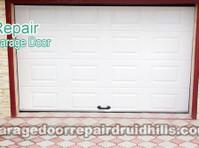 Druid Hills Diamond Garage Door (1) - Windows, Doors & Conservatories