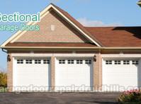 Druid Hills Diamond Garage Door (3) - Windows, Doors & Conservatories