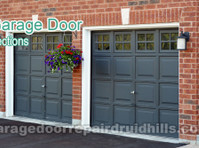 Druid Hills Diamond Garage Door (7) - Windows, Doors & Conservatories