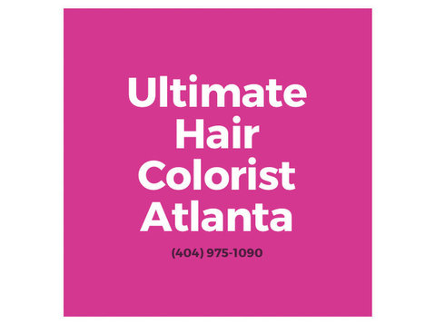 Ultimate Hair Colorist Atlanta - Hairdressers