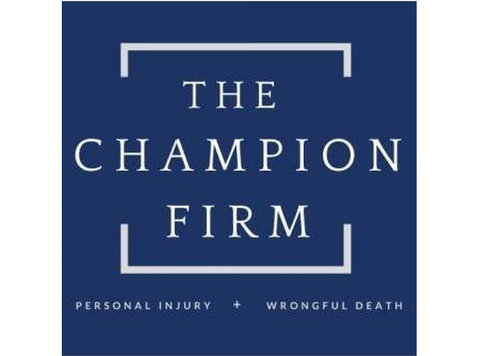 The Champion Firm, P.C. - Lawyers and Law Firms
