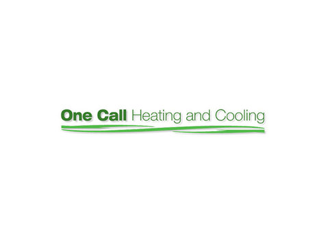 One Call Heating and Cooling - Plumbers & Heating