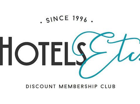 Hotels Etc - Отели и общежития
