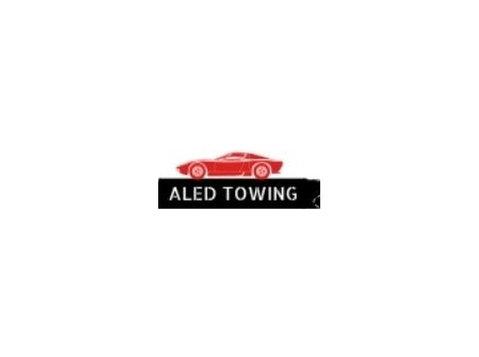 Aled Towing Service - Car Transportation