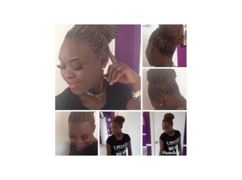 Queens Hair Braiding Salon - Hairdressers