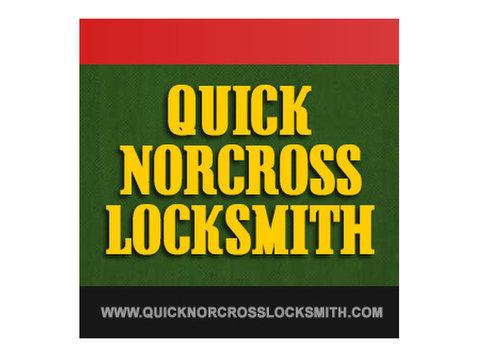 quick norcross locksmith llc - Security services