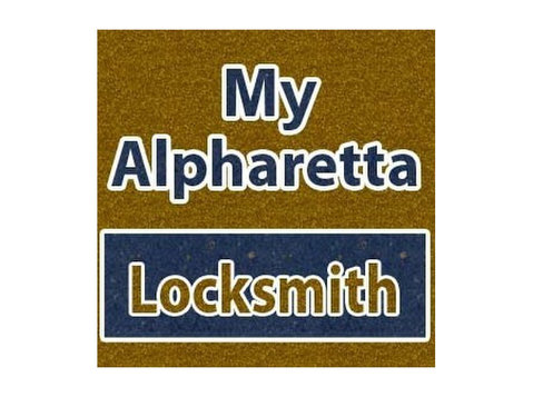 my alpharetta locksmith, llc - Security services