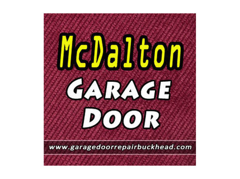 mcdalton garage door - Construction Services