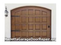 Marietta Garage Door Repair (1) - Construction Services