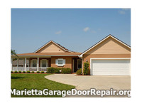 Marietta Garage Door Repair (2) - Construction Services