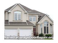 Marietta Garage Door Repair (3) - Construction Services