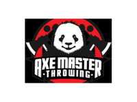 Axe Master Throwing (1) - Games & Sports