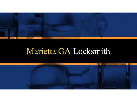 marietta ga locksmith - Security services