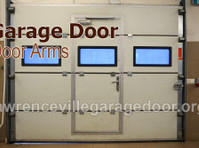 Lawrenceville Garage Door (1) - Windows, Doors & Conservatories