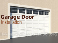 Lawrenceville Garage Door (2) - Windows, Doors & Conservatories