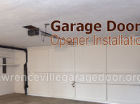 Lawrenceville Garage Door (3) - Windows, Doors & Conservatories
