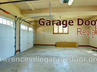 Lawrenceville Garage Door (4) - Windows, Doors & Conservatories