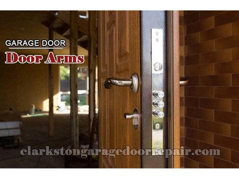 Clarkston Garage Door Repair - Construction Services