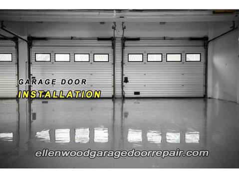 Ellenwood GA Garage Door - Construction Services