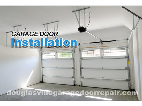Douglasville Garage Door Repair - Construction Services