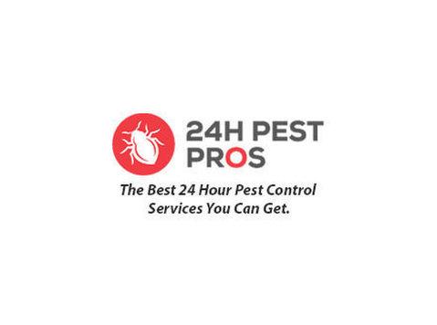 24H Pest Pros - Home & Garden Services
