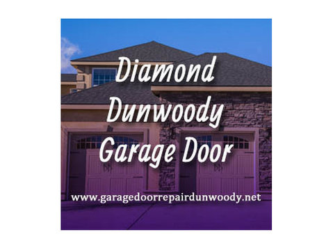 Diamond Dunwoody Garage Door - Home & Garden Services