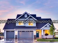 Diamond Dunwoody Garage Door (2) - Home & Garden Services