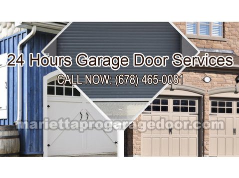 Marietta Pro Garage Door - Construction Services