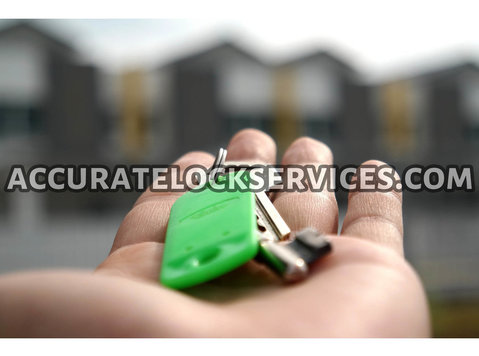 Accurate Lock Services Llc - Security services