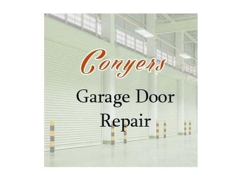 Conyers Garage Door Repair - Security services