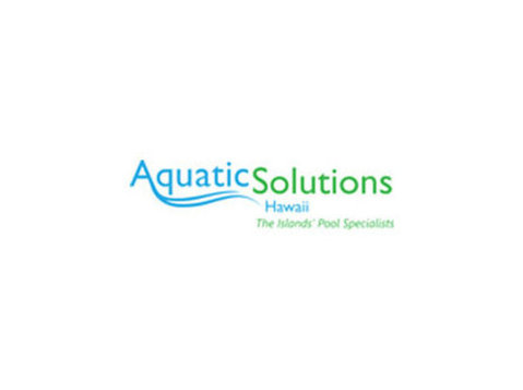 Aquatic Solutions Hawaii - Swimming Pools & Baths