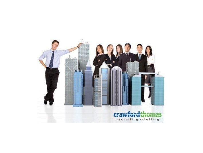 Crawford Thomas Recruiting - Chicago - Wervingsbureaus
