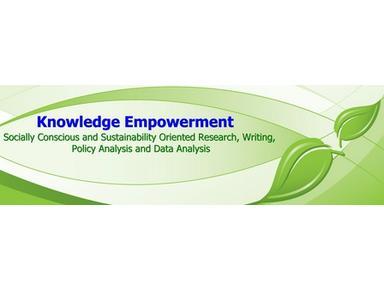 Knowledge Empowerment - Consultancy